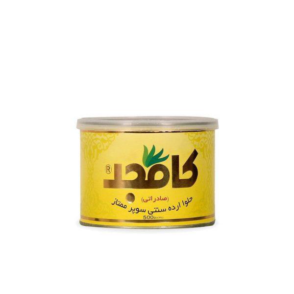 حلوا ارده سنتی صادراتی 500 گرمی