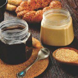 ارده سنتی کامجد صبحانه ای سالم